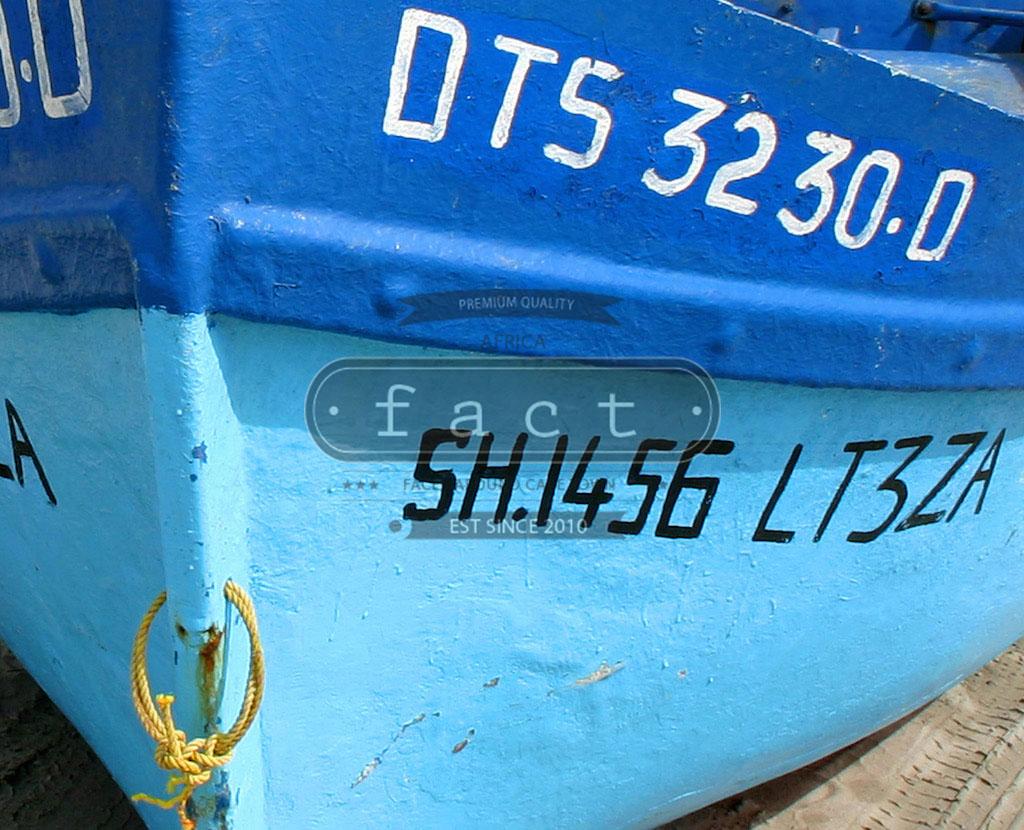 Paternoster Blue Boat