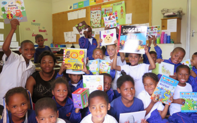 World Book Day – Fact Donates to Tereo School in SomersetWest